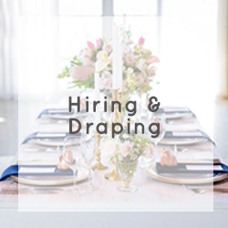 paarl hiring and draping