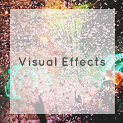 wedding visual effects cape town