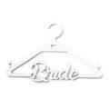 bride hanger gift